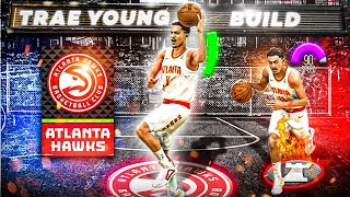 NBA 2K20 TRAE YOUNG BUILD - DEMIGOD POINT GUARD BUILD - THE RETURN OF SPEED BOOSTING SHARPS?!