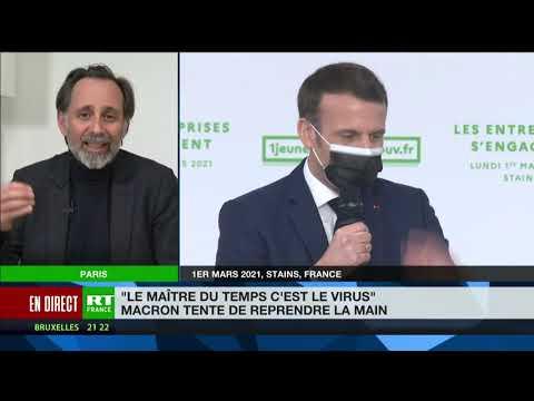 L'édito d'Alexis Poulin - Emmanuel Macron peut-il reprendre la main dans la lutte contre le Covid ?
