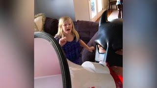 BATDAD - Another Day in the Life of an Under Appreciated Superhero