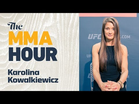 Karolina Kowalkiewicz Calls the UFC Octagon 'The Safest Place In The World'