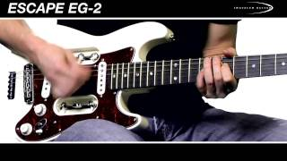 Traveler Guitars - EG-2 - Travel Electric Guitar