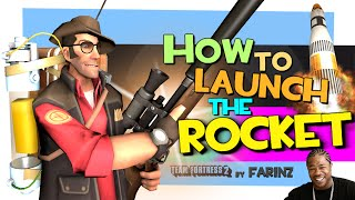 TF2: How to launch the Rocket [FUN/F2P]