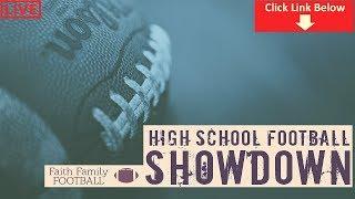 Texas HS Football Region 2   Cuero vs. Pleasant Grove    Live Stream