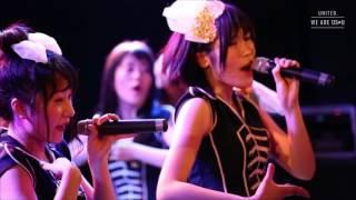 2016.05.05 大阪定期公演vol.2よりチームGlowing☆Starの「ラブラブ☆ハリ...