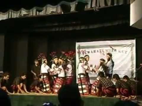 MIZO BAMBOO DANCE