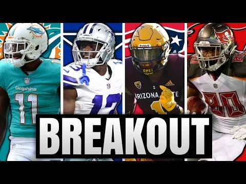 Predicting Every NFL Team's Breakout Player of 2019