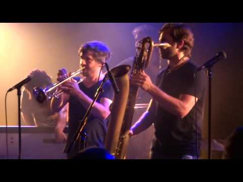 The Budos Band - Aphasia (HD) Live In Paris 2016