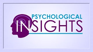 """Psychological Insights:  """"Self Esteem: What is it? What it is. How to Build a Healthy Self-Esteem"""""""