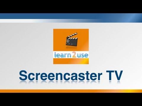 Screencaster #1