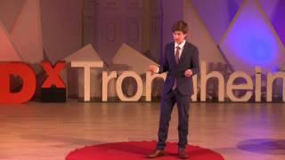 Bringing the World Peace Game to Norway | Jens Nordgreen-Svensen | TEDxTrondheim