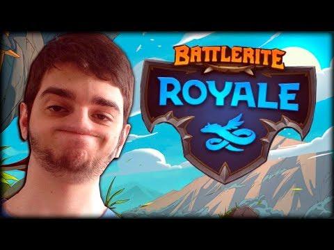 видео: ПЕРВЫЙ РАЗ В battlerite royale