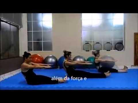o poder do mat pilates