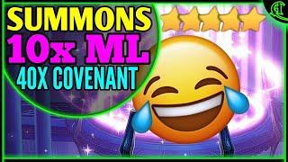 (WOW) 10x Moonlight Summons & 40x Covenant Epic Seven Summon Epic 7 ML Epic7 Summoning E7 ML5