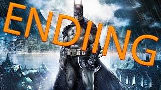 Batman Arkham Asylum Walkthrough ENDING No Commentary 1080p HD