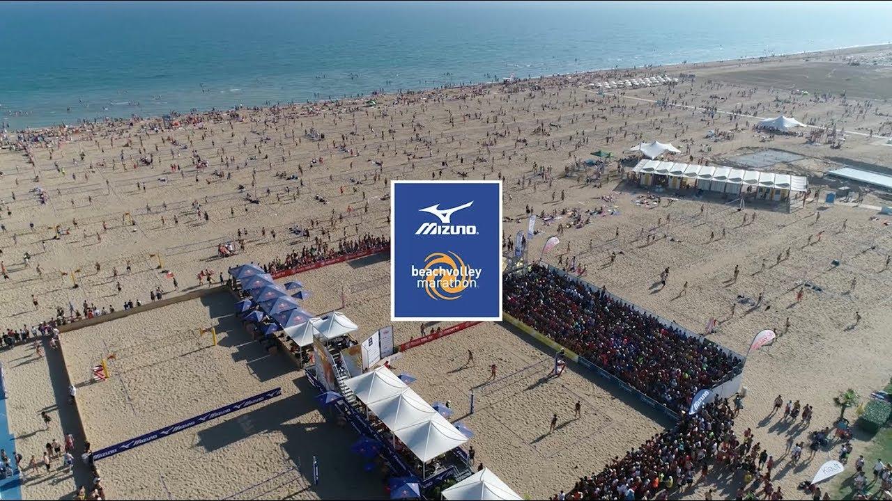 Beach Volley Marathon 2019, La Guida   Custom Volley