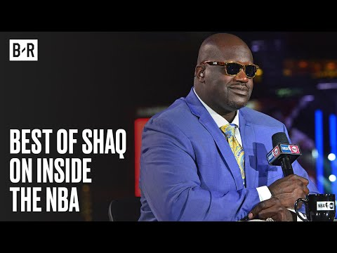 Shaq Is Straight Comedy | Best Moments on Inside The NBA