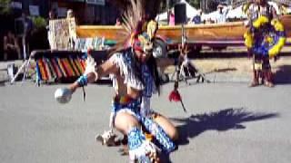 Aztec Indian Sun God Dance -  Evergreen State Fair, WA  2007