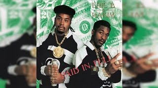 Video Eric B. & Rakim | Paid in Full (FULL ALBUM) [HQ] download MP3, 3GP, MP4, WEBM, AVI, FLV September 2017