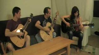 Acoustic Medley In Flames Acoustic Metal Cover Metacoustiq Metacoustic