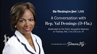Rep. val demings (d-fla.) on how congress is charting a course forward (full stream 2/2)