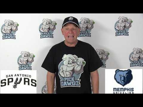 Memphis Grizzlies vs San Antonio Spurs 12/23/19 Free NBA Pick and Prediction NBA Betting Tips