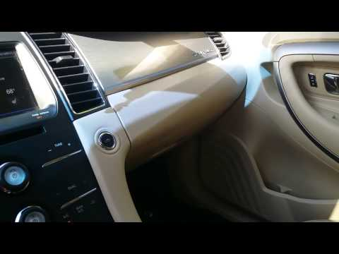 My 2013 Ford Taurus SEL my thoughts