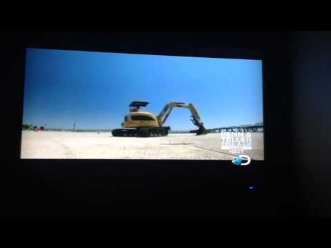 Vantagetes on MYTHBUSTERS