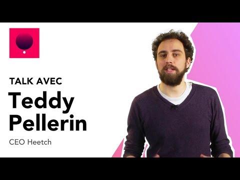 AperoTalk avec Teddy Pellerin CEO Heetch