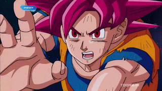 Goku VS Beerus dans l'espace - Dragon Ball Super - VF