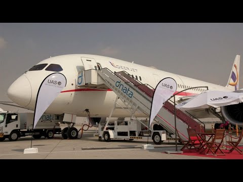Fly Aboard the World's First Boeing 787 BBJ