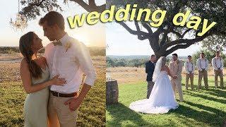 IT'S WEDDING DAY!!!