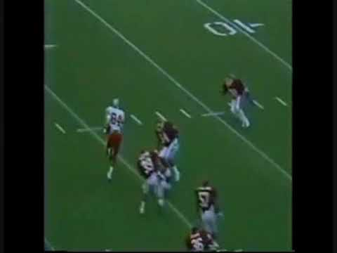 Arkansas vs. New Mexico 1987