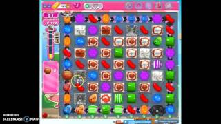 Candy Crush Level 570 help w/audio tips, hints, tricks