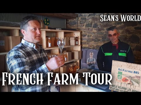 An Exclusive Tour of a French Organic Farm