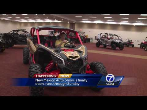 New Mexico Auto Show is finally here