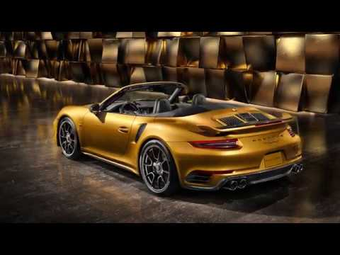 2018 911 turbo s exclusive series cabriolet youtube. Black Bedroom Furniture Sets. Home Design Ideas