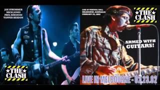 The Clash - Live In Melbourne, Australia, 1982 (Full Concert!)