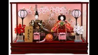 雛祭りの歌「うれしいひなまつり」♪歌詞付 雛人形写真集(ディズニーも) thumbnail
