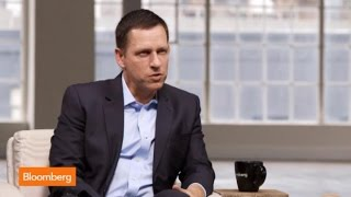Peter Thiel: Mars Likely to Be First Planet Colonized