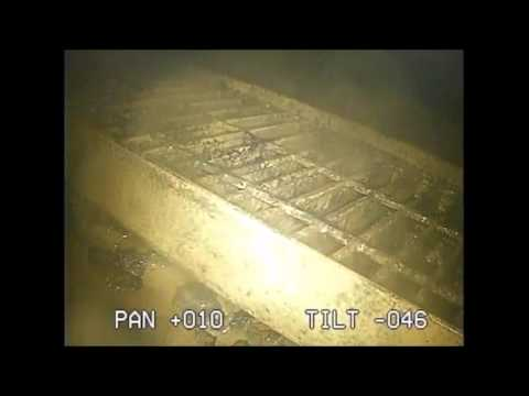 Robot ingresa a Fukushima y capta imágenes del interior. (Vía: Tokyo Electric Power Company)