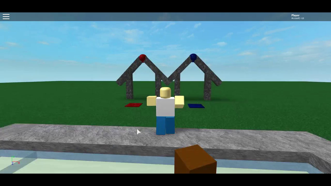 Collision Groups Roblox