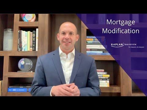 mortgage-modification-explained