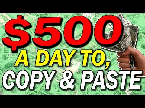 How To COPY AND PASTE ADS and MAKE $100 - $500 A DAY ONLINE! (FULL IN DEPTH TRAINING)