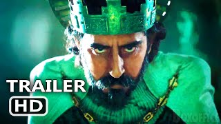 THE GREEN KNIGHT Official Trailer 2 (2021) Dev Patel, Alicia Vikander Movie HD