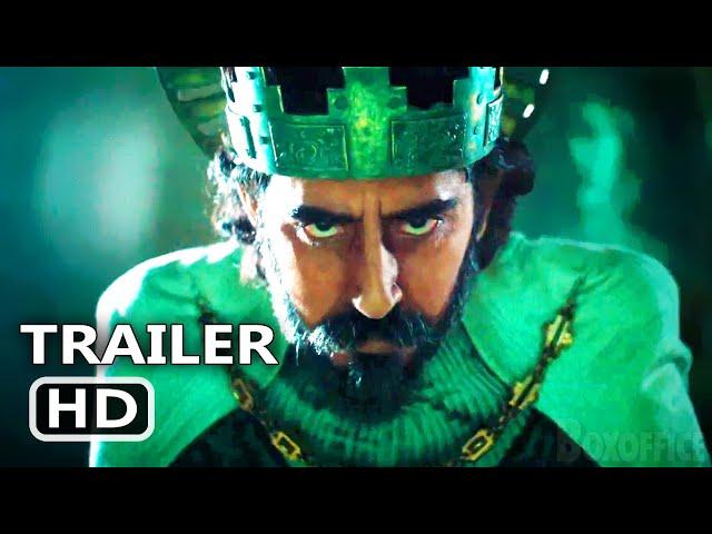 THE GREEN KNIGHT Official Trailer 2 (2021) Dev Patel, Alicia Vikander Movie HD