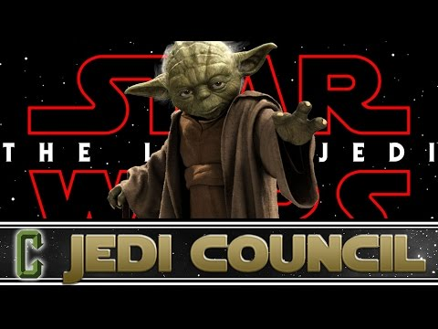 Yoda Confirmed For Episode 8: The Last Jedi? - Collider Jedi Council