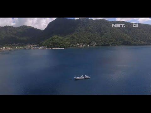 Pesona Kepulauan Sangihe, Bumi Nyiur Melambai