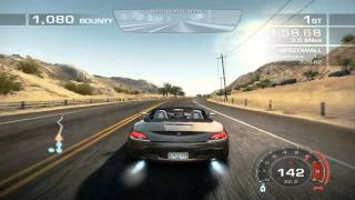 Need for Speed Hot Pursuit ~ Racer Gameplay ~ Future Perfect