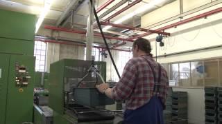 Haendler & Natermann: Einblick in die Geschossproduktion