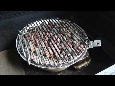 "Open Flame Grill Mod of a Pellet Grill.......""On the Cheap""!"